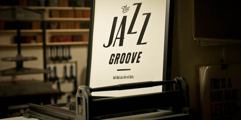 The Jazz Grove, BunkerType soundtrack.